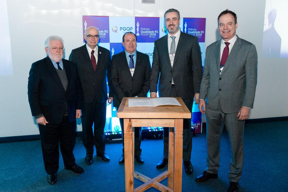 Aliança assina FIERGS